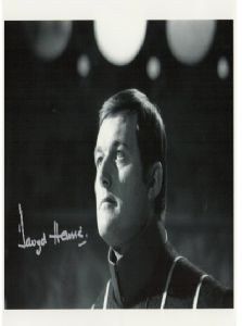 Davyd Harries Signed 10 x 8 Photograph #2